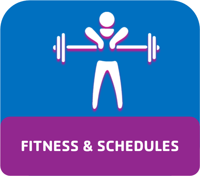 Fitness and Schedules YPCC